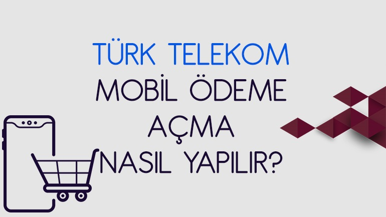 TurkTelekom Mobil Ödeme